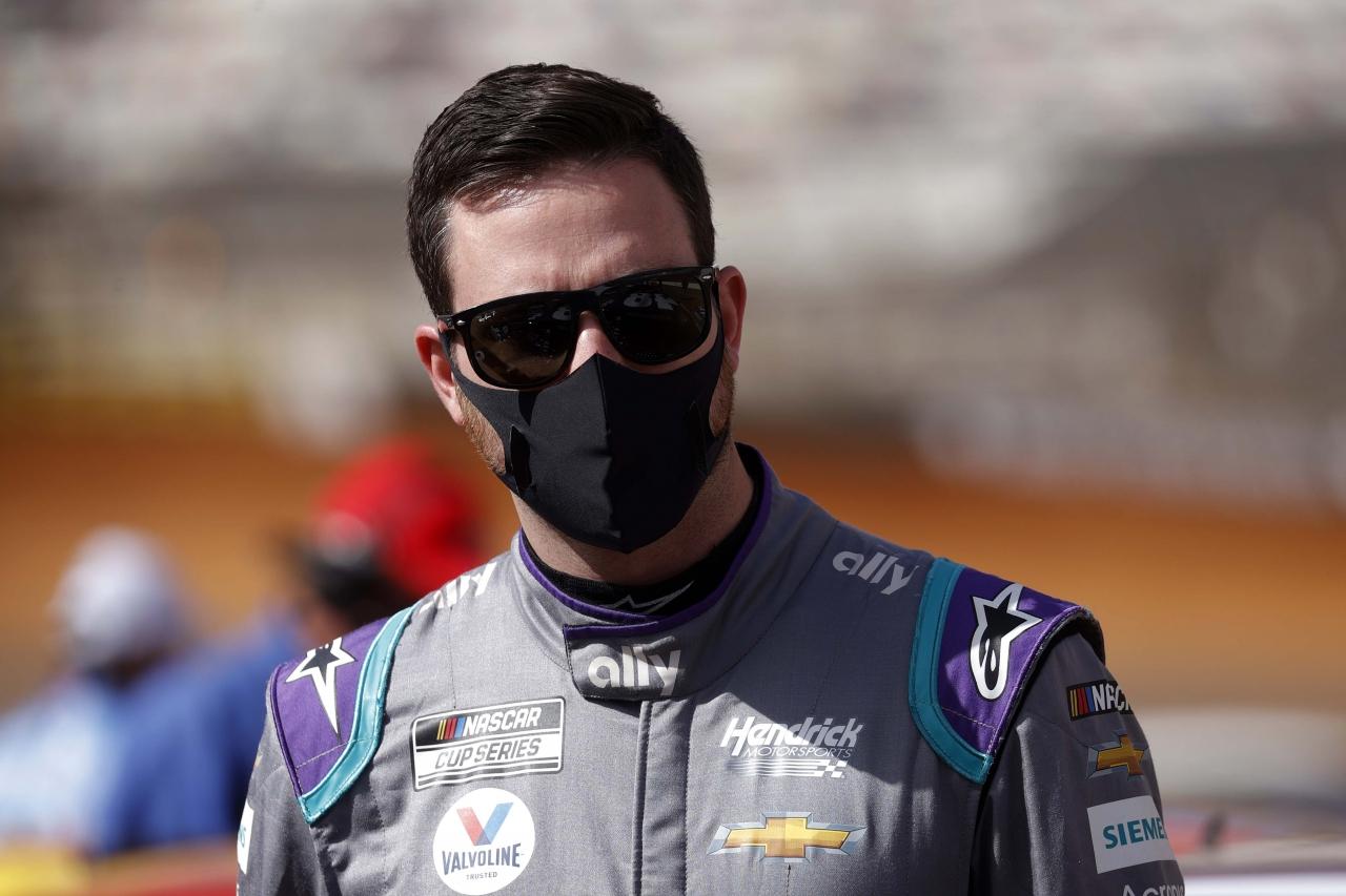 Alex Bowman - NASCRA Driver
