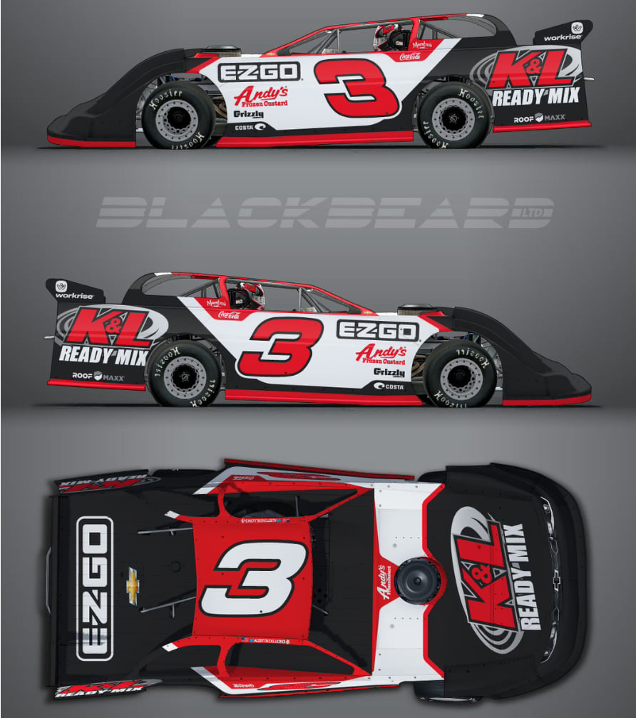Austin Dillon - Dirt Late Model