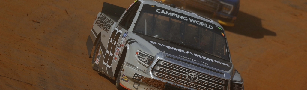 Bristol Dirt Final Practice Results: March 26, 2021 (NASCAR Truck Series)