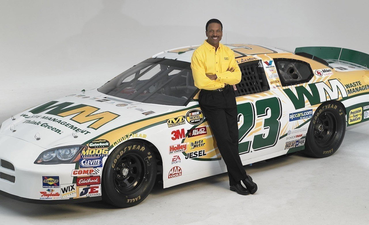 Bill Lester - NASCAR