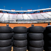 Bristol Dirt Racing Tires - NASCAR