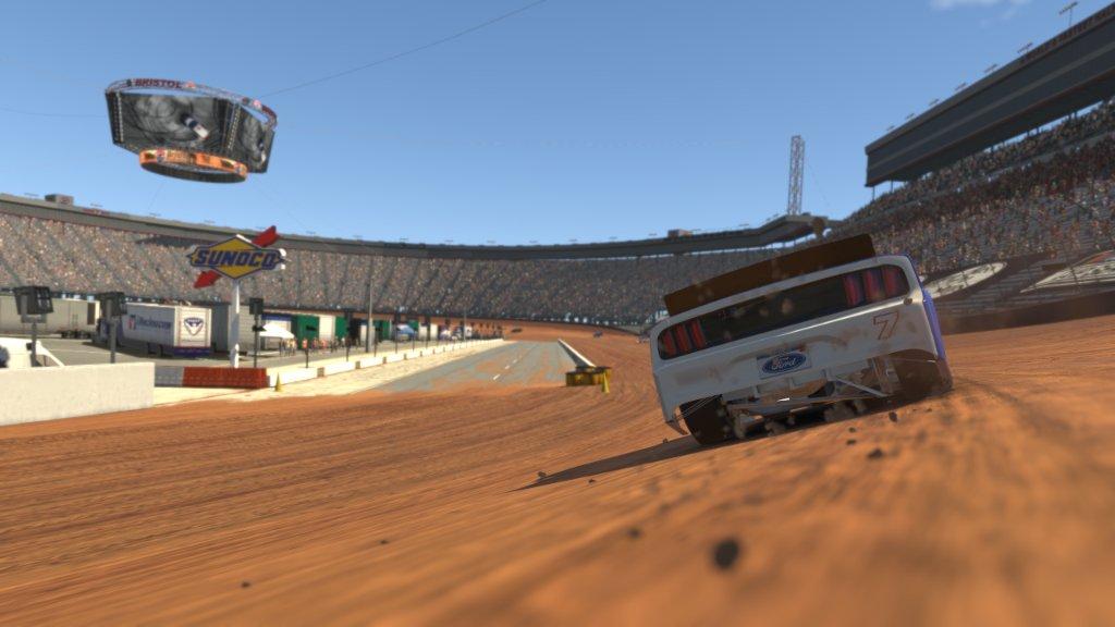 Bristol Dirt Track - IRacing