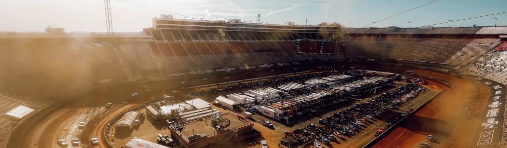 Bristol Starting Lineup: March 2021 (NASCAR Truck Series)