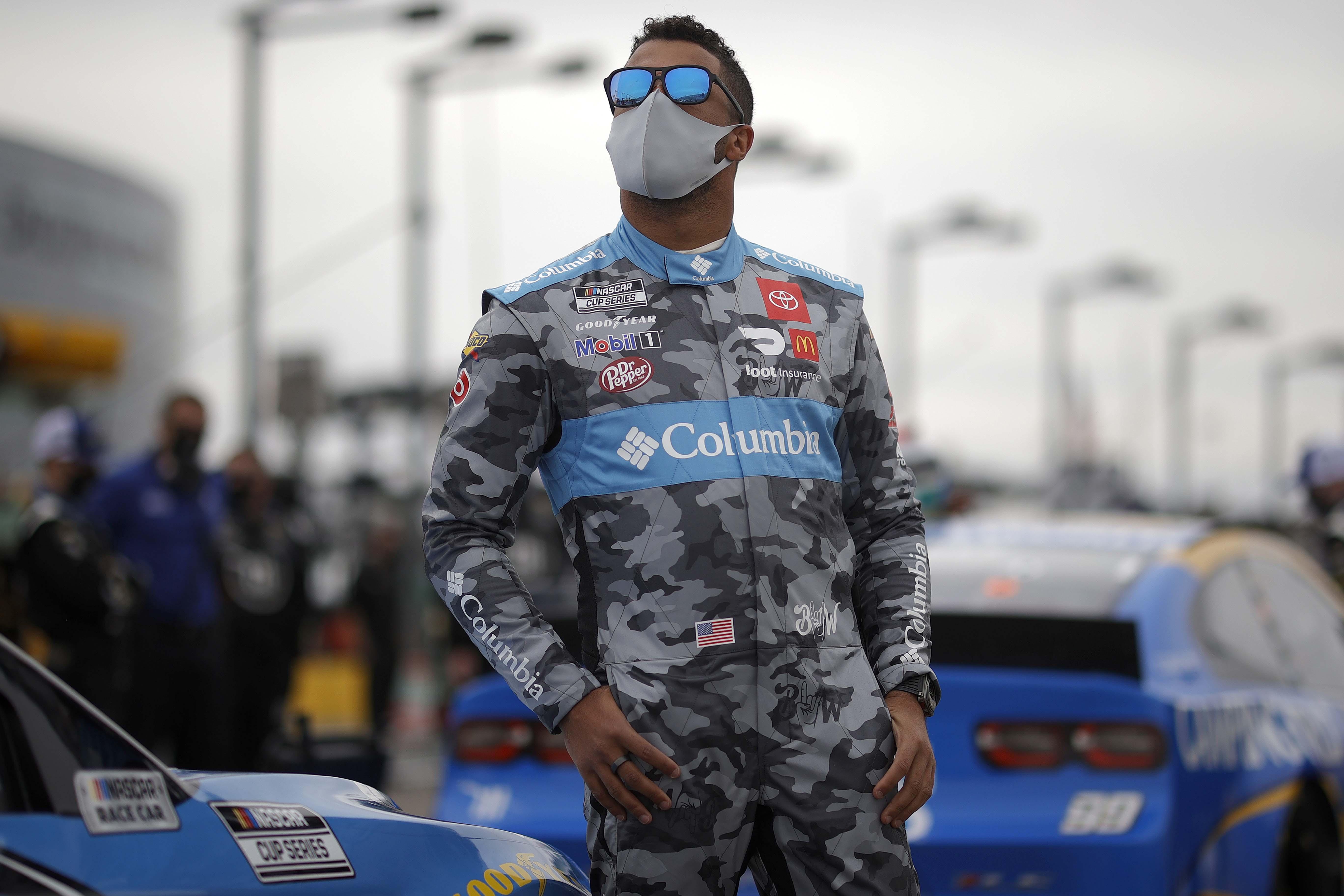 Bubba Wallace - Las Vegas Motor Speedway - NASCAR Cup Series