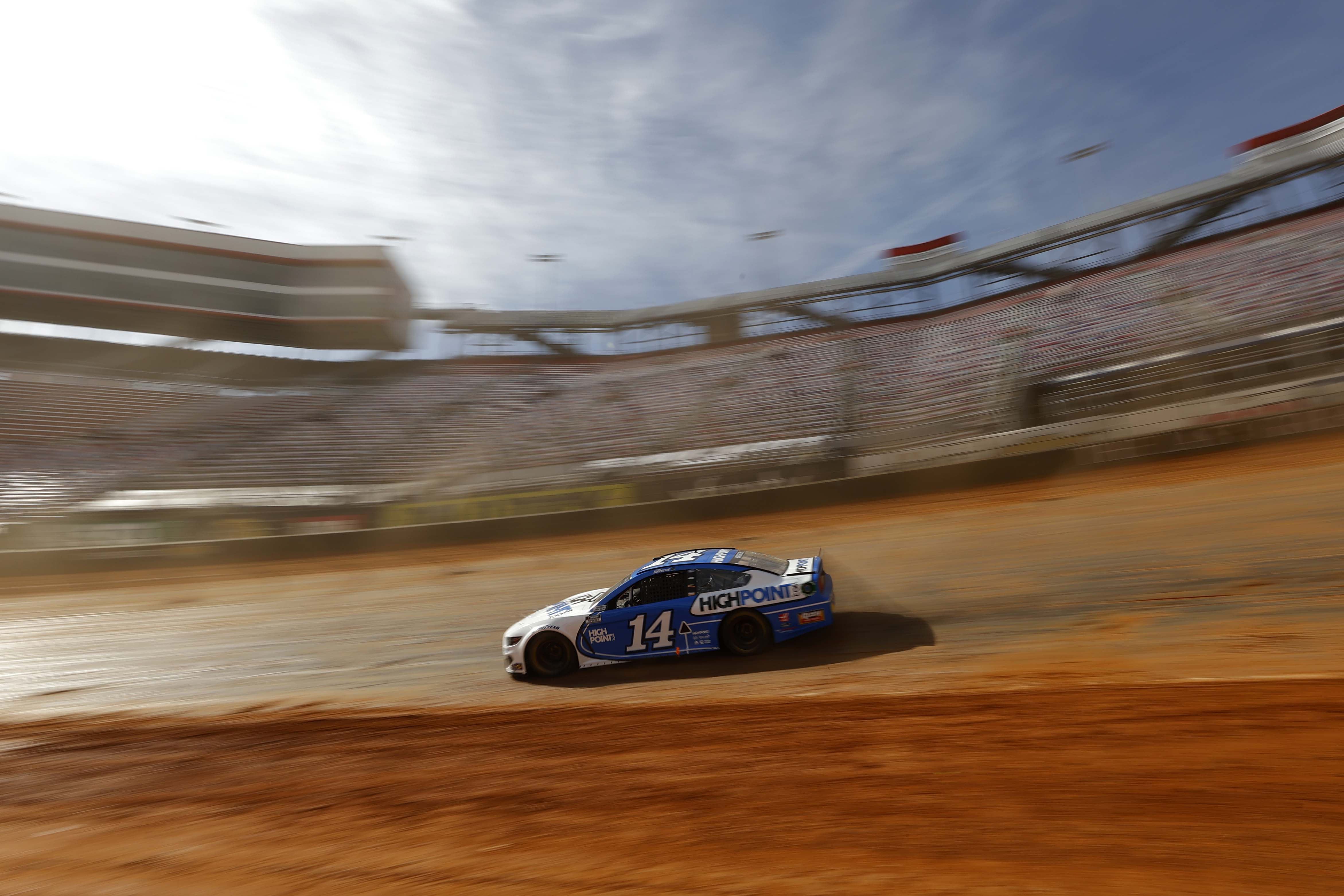 Chase Briscoe - Bristol Dirt Track - NASCAR Cup Series