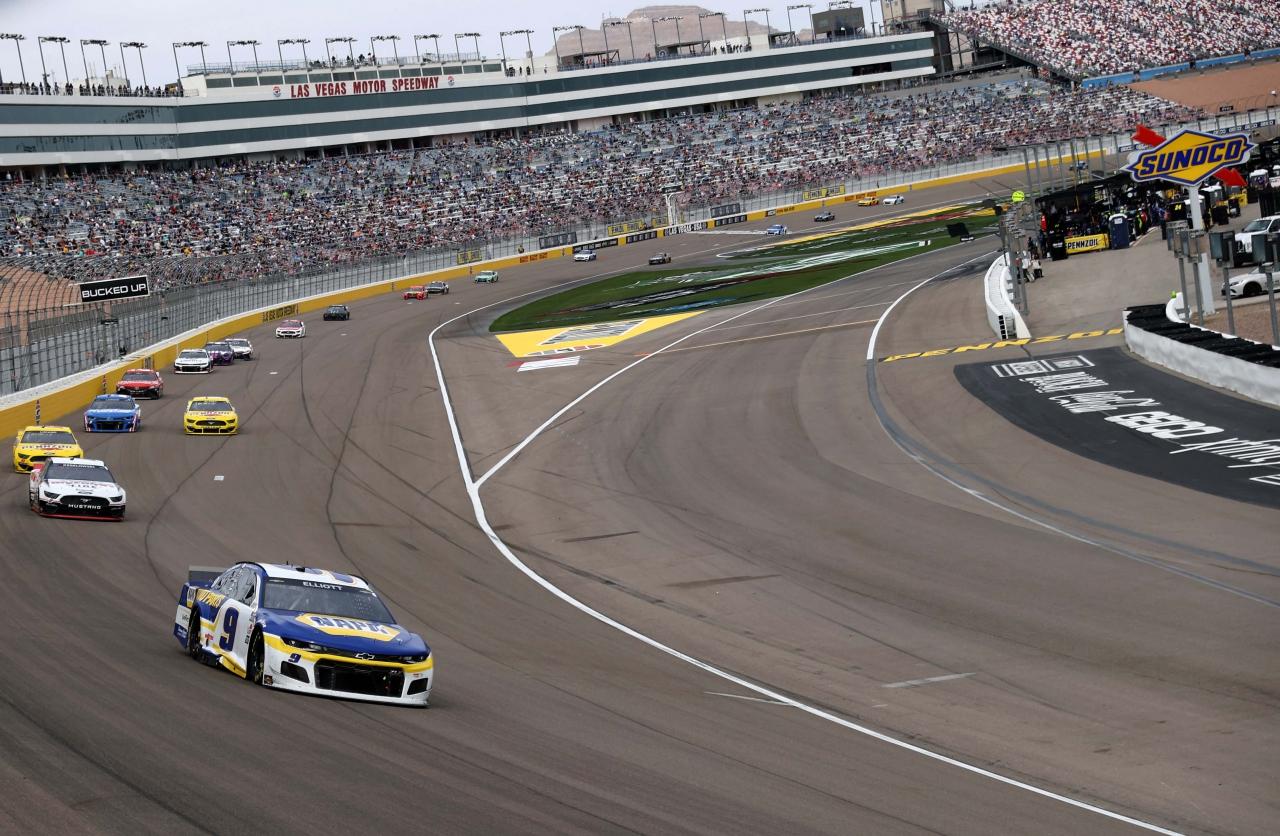 Chase Elliott - Las Vegas Motor Speedway - NASCAR Cup Series