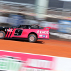 Chase Elliott at the Bristol Motor Speedway Dirt Track 1539