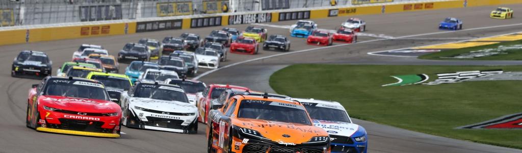 Las Vegas Race Results: March 6, 2021 (NASCAR Xfinity Series)