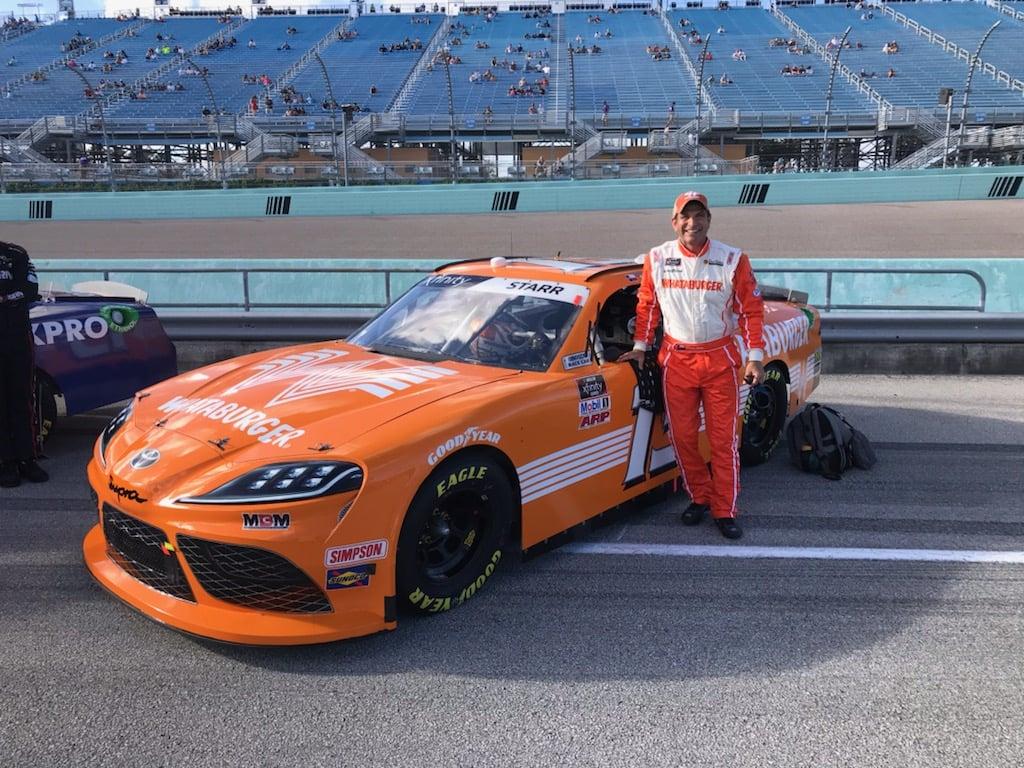 David Starr - Whataburger NASCAR
