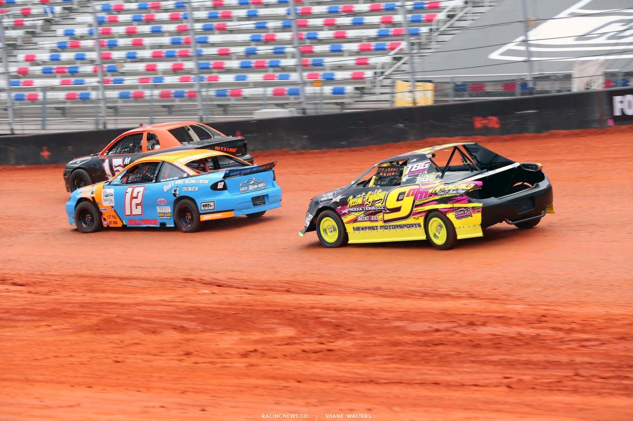 Hornets - Bristol Motor Speedway Dirt Track