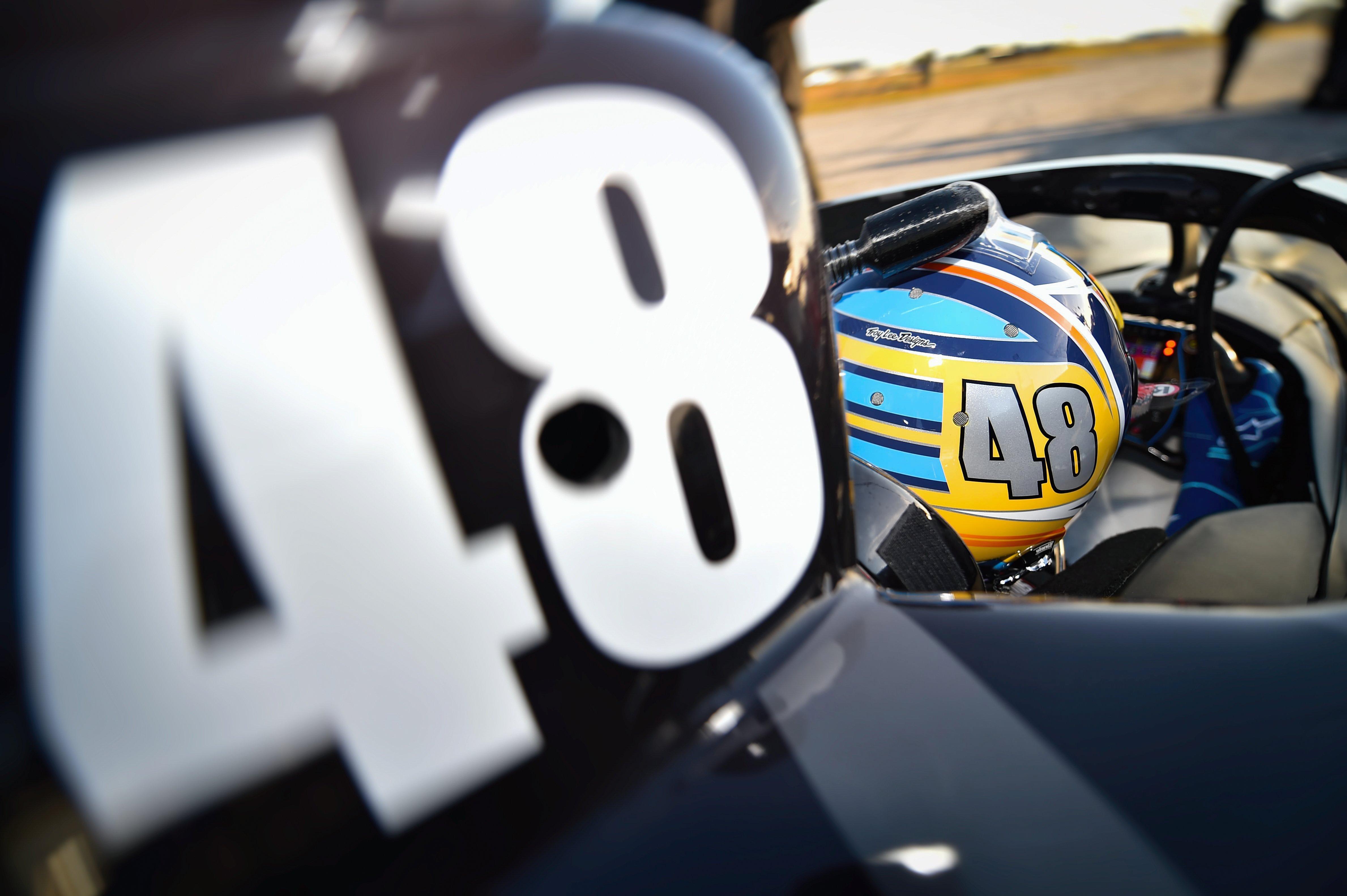Jimmie Johnson - Chip Ganassi Racing - Indycar