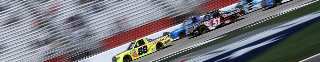 Atlanta Race Results: March 20, 2021 (NASCAR Truck Series)
