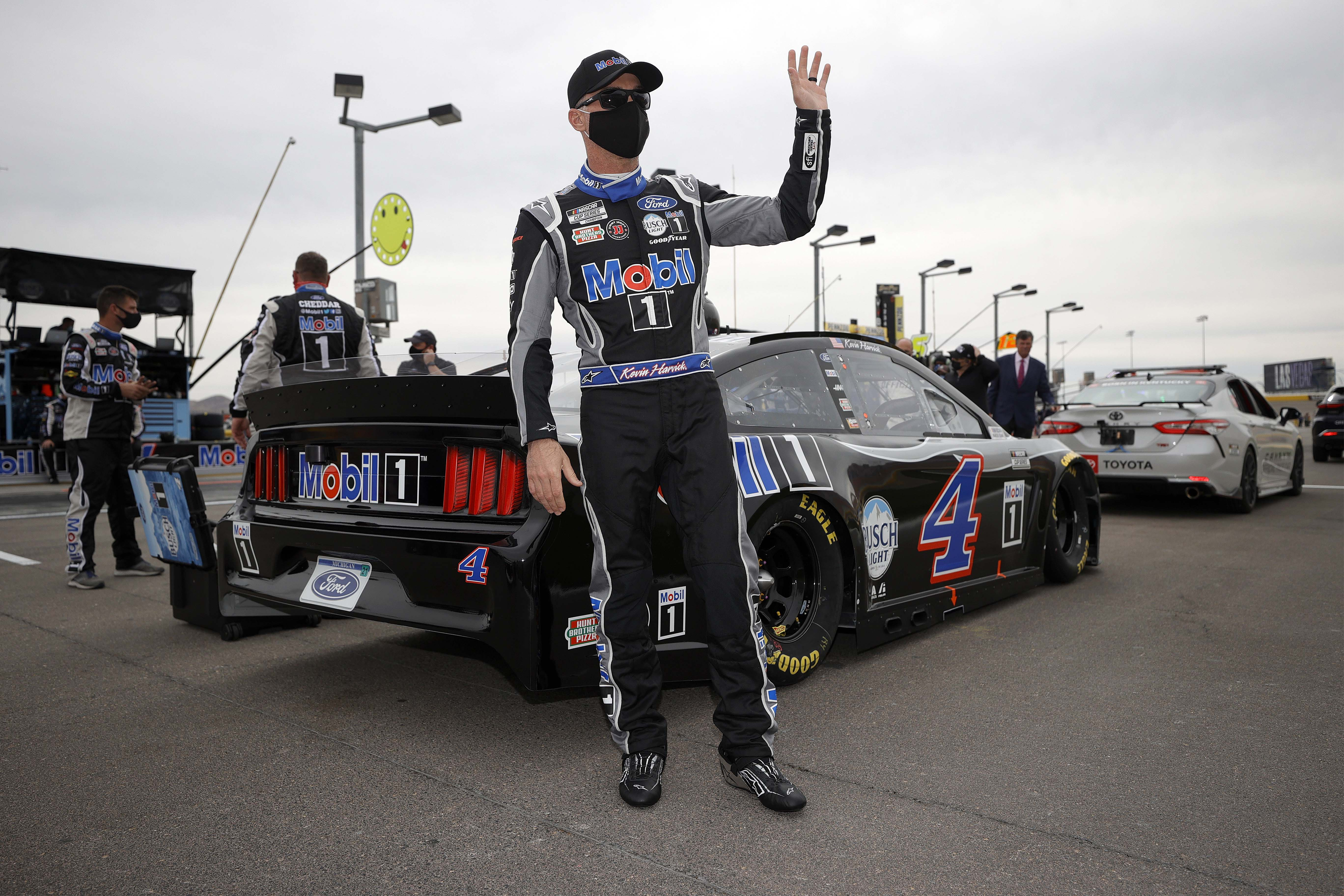 Kevin Harvick - Las Vegas Motor Speedway - NASCAR Cup Series