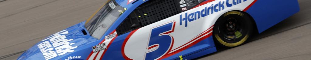 Kyle Larson to run NASCAR Truck on Bristol Dirt Track