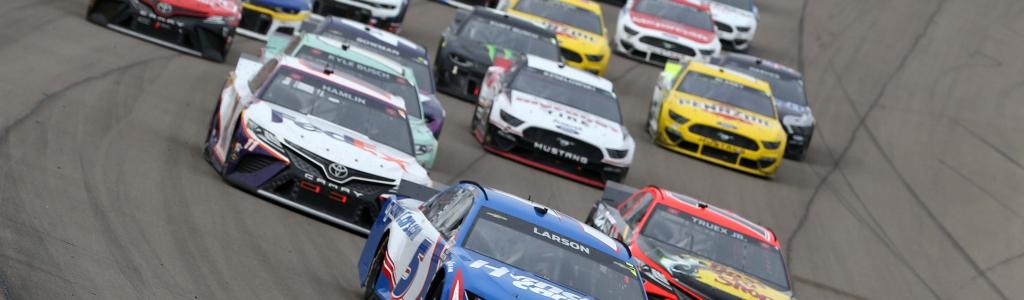 Las Vegas TV Ratings: March 2021 (NASCAR Weekend)