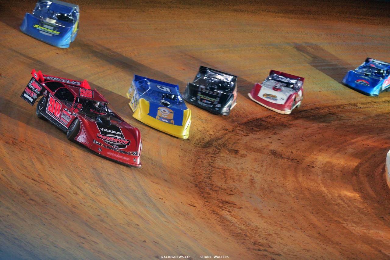 Michael Duritsky - Bristol Motor Speedway Dirt Track