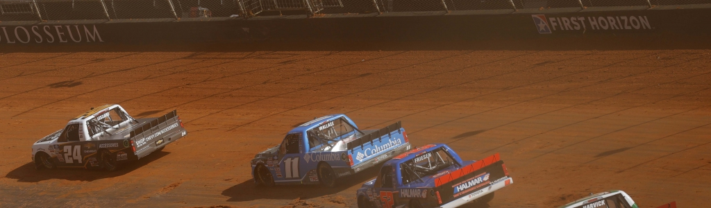 Bristol Dirt Practice Results: March 26, 2021 (NASCAR Truck Series)