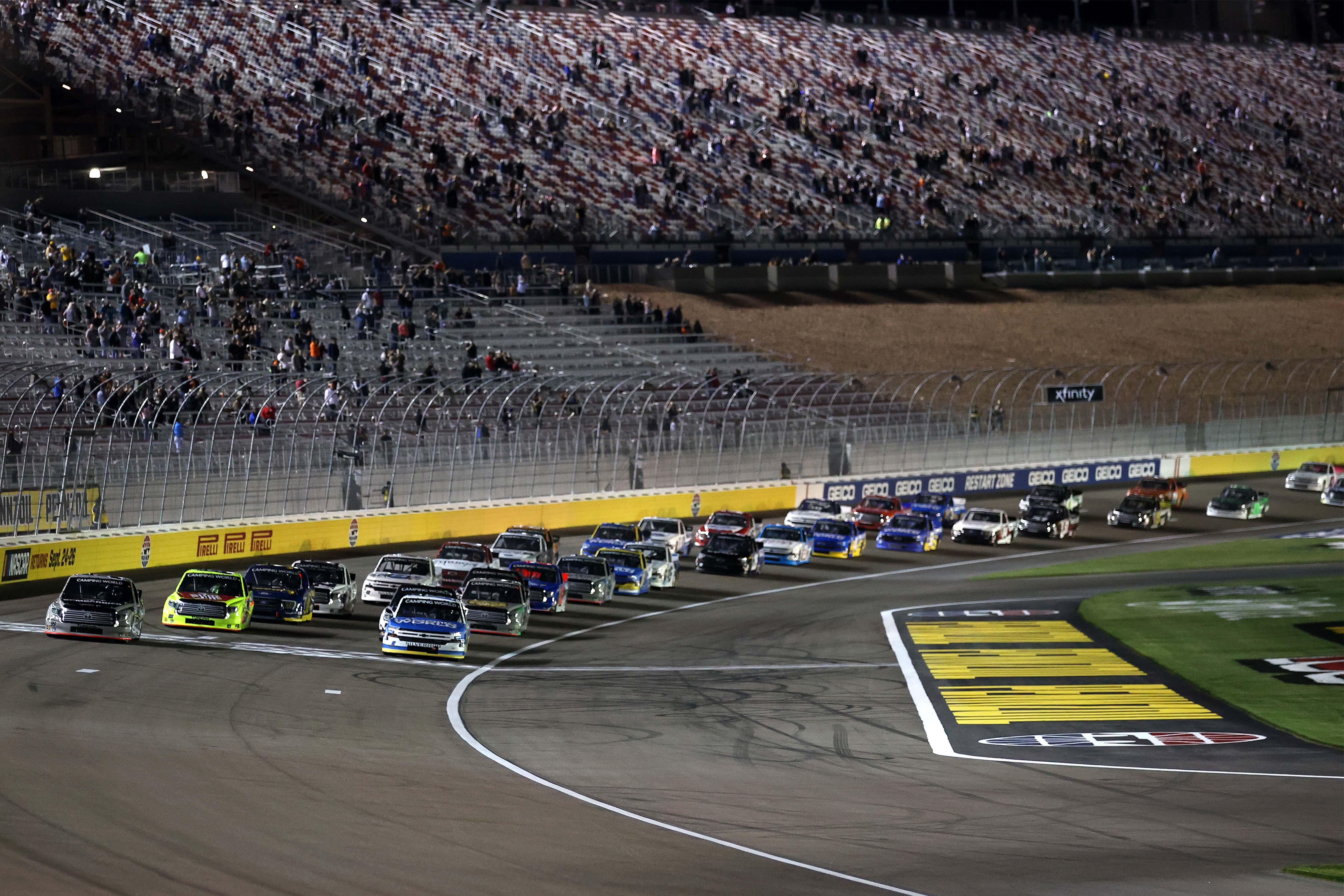 NASCAR Truck Series at Las Vegas Motor Speedway