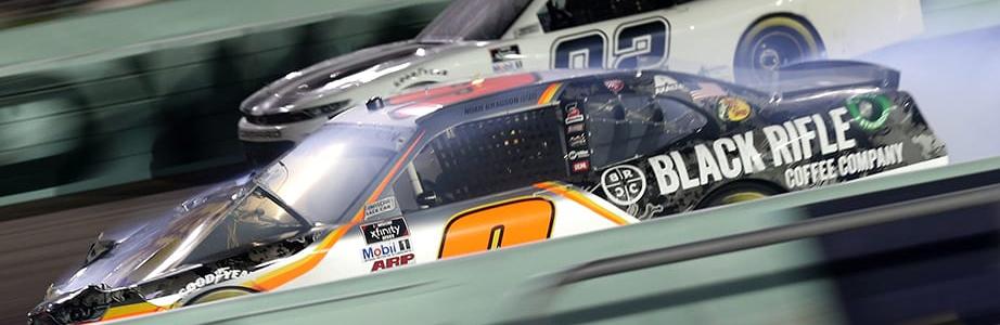 Noah Gragson, David Starr comment more on NASCAR crash at Homestead