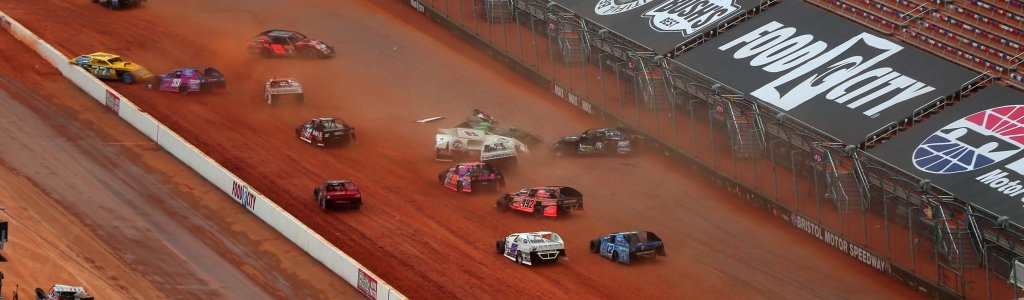 Bristol Dirt crash sends multiple racing drivers to hospital