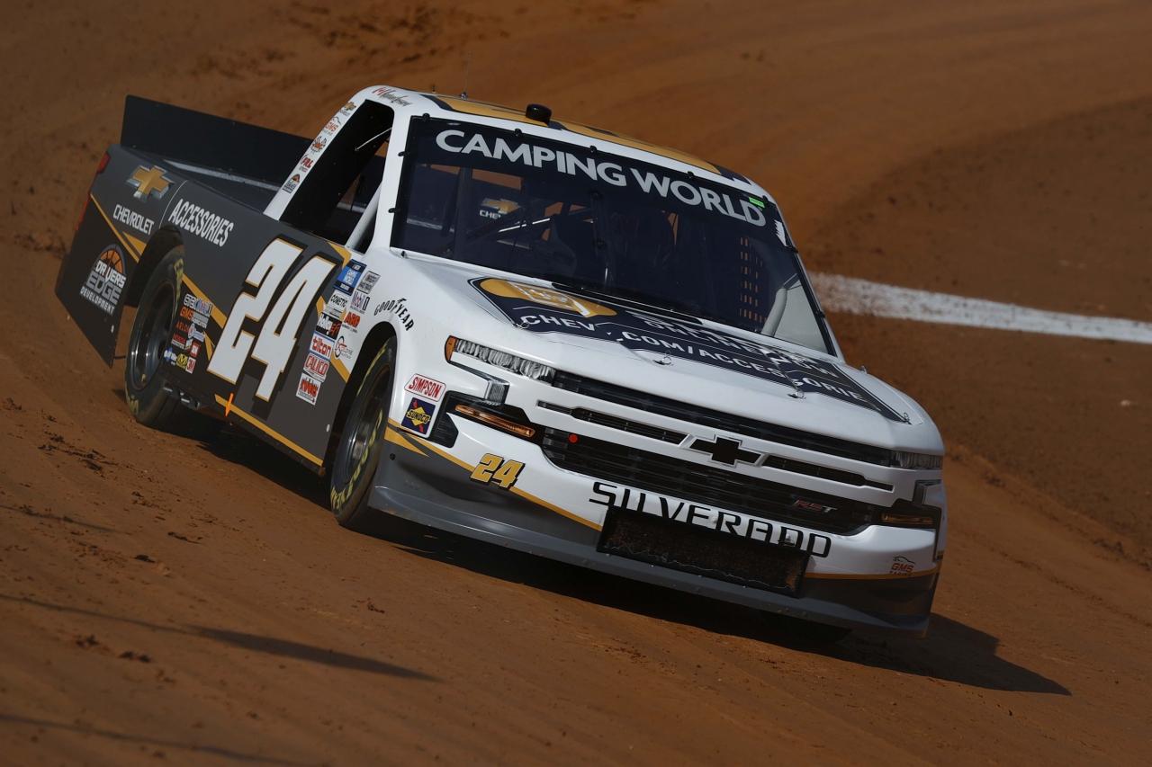 Raphael Lessard - NASCAR Truck Series - Bristol Dirt Track