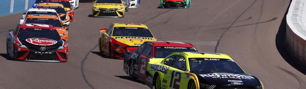 Phoenix Penalty Report: March 2021 (NASCAR Weekend)