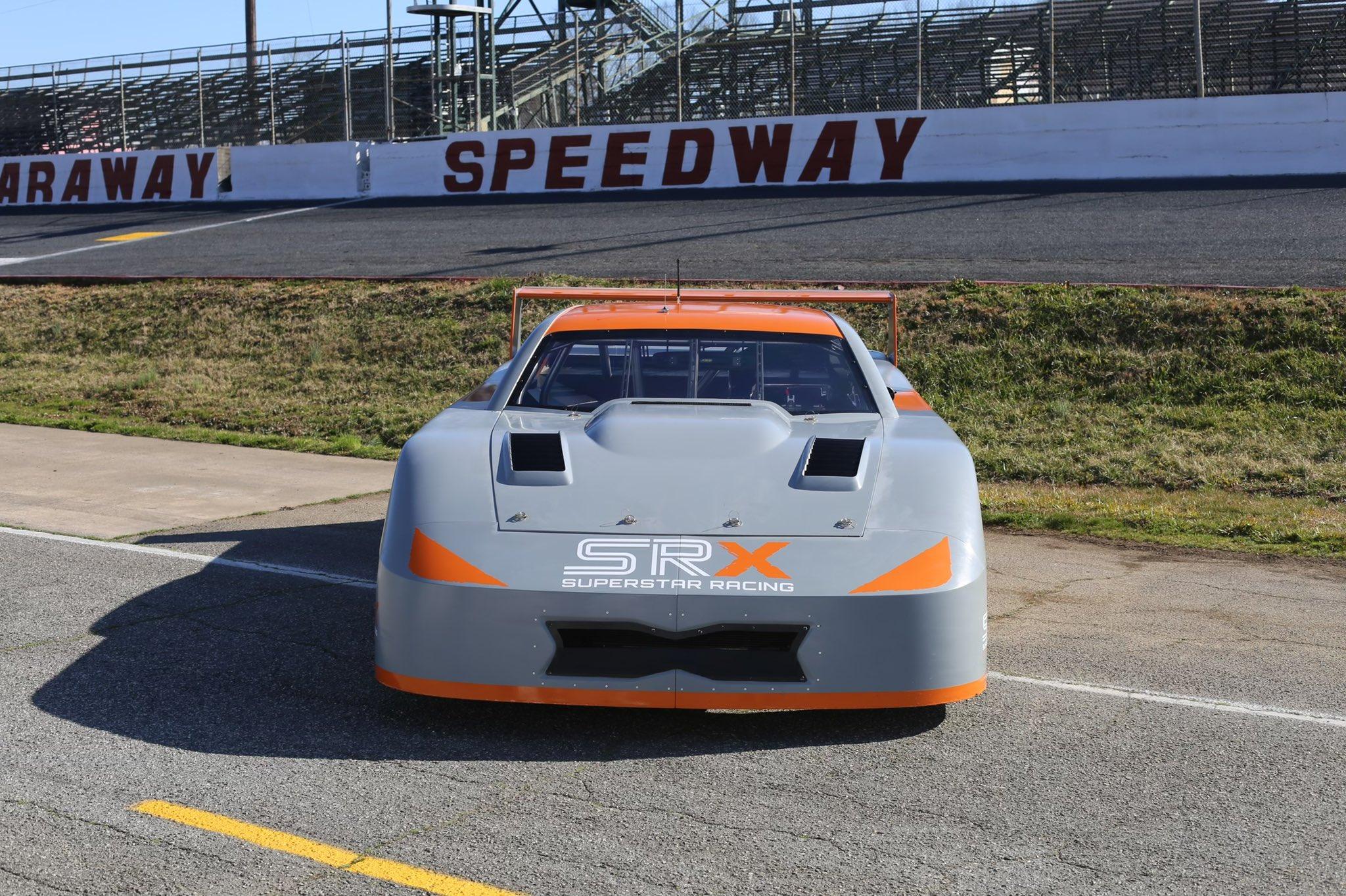 SRX race car photos released - Racing News