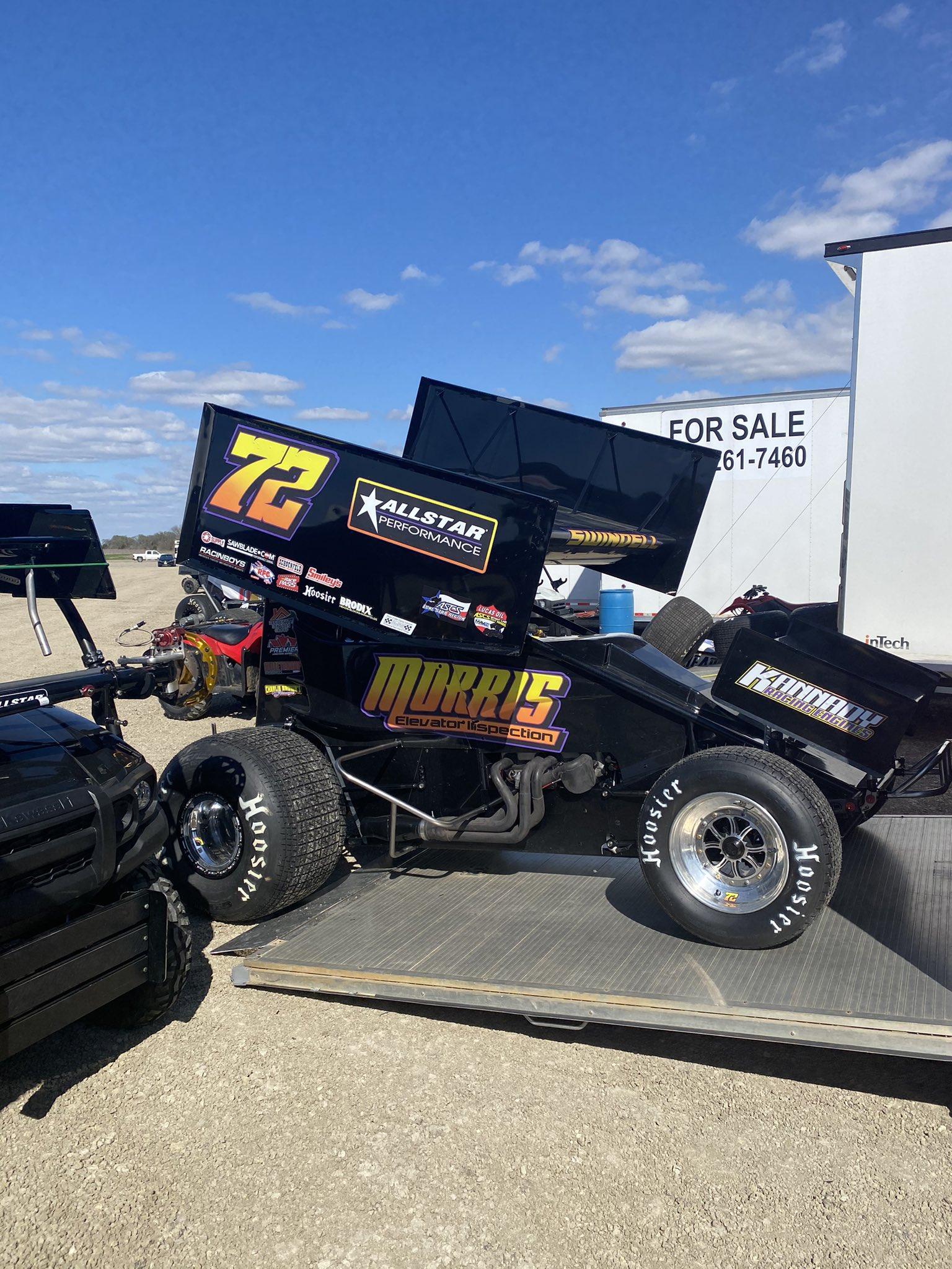 Sammy Swindell - Dirt Sprint Car