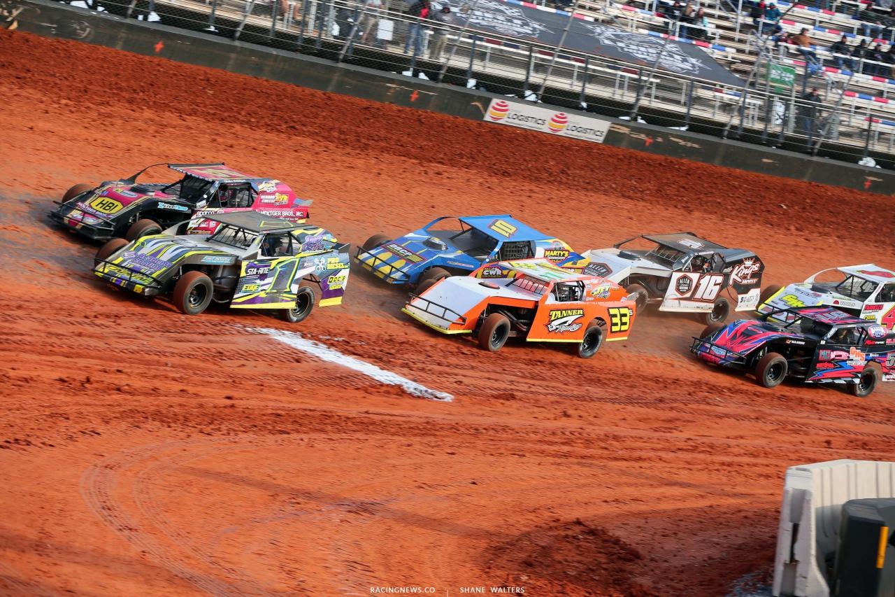 Sport Mods - Bristol Dirt Nationals - Bristol Motor Speedway 2419