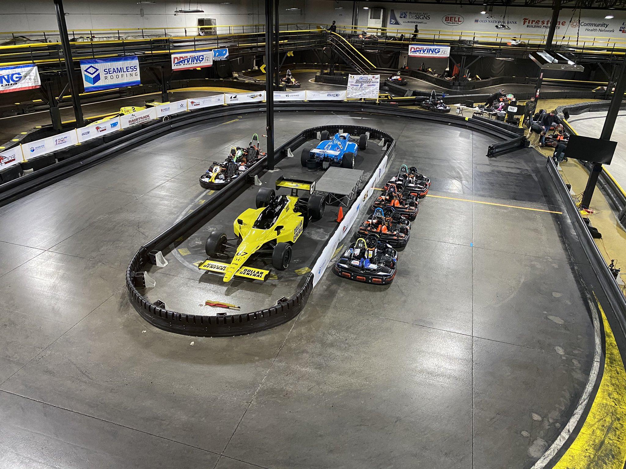 TNT Go Kart