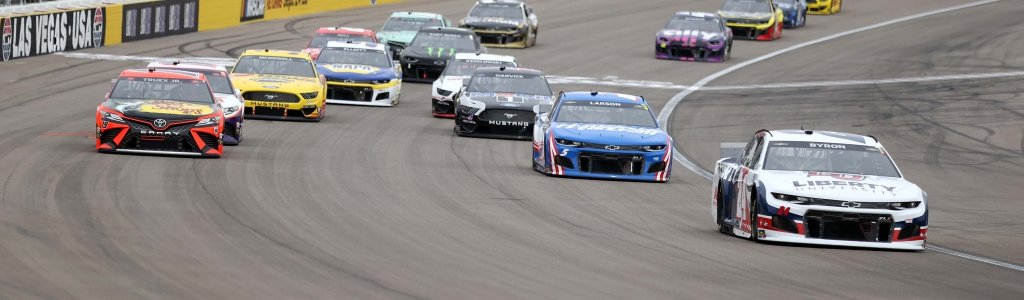 Las Vegas Penalty Report: March 2021 (NASCAR)