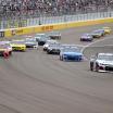 William Byron, Kyle Larson, Martin Truex Jr - Las Vegas Motor Speedway - NASCAR Cup Series