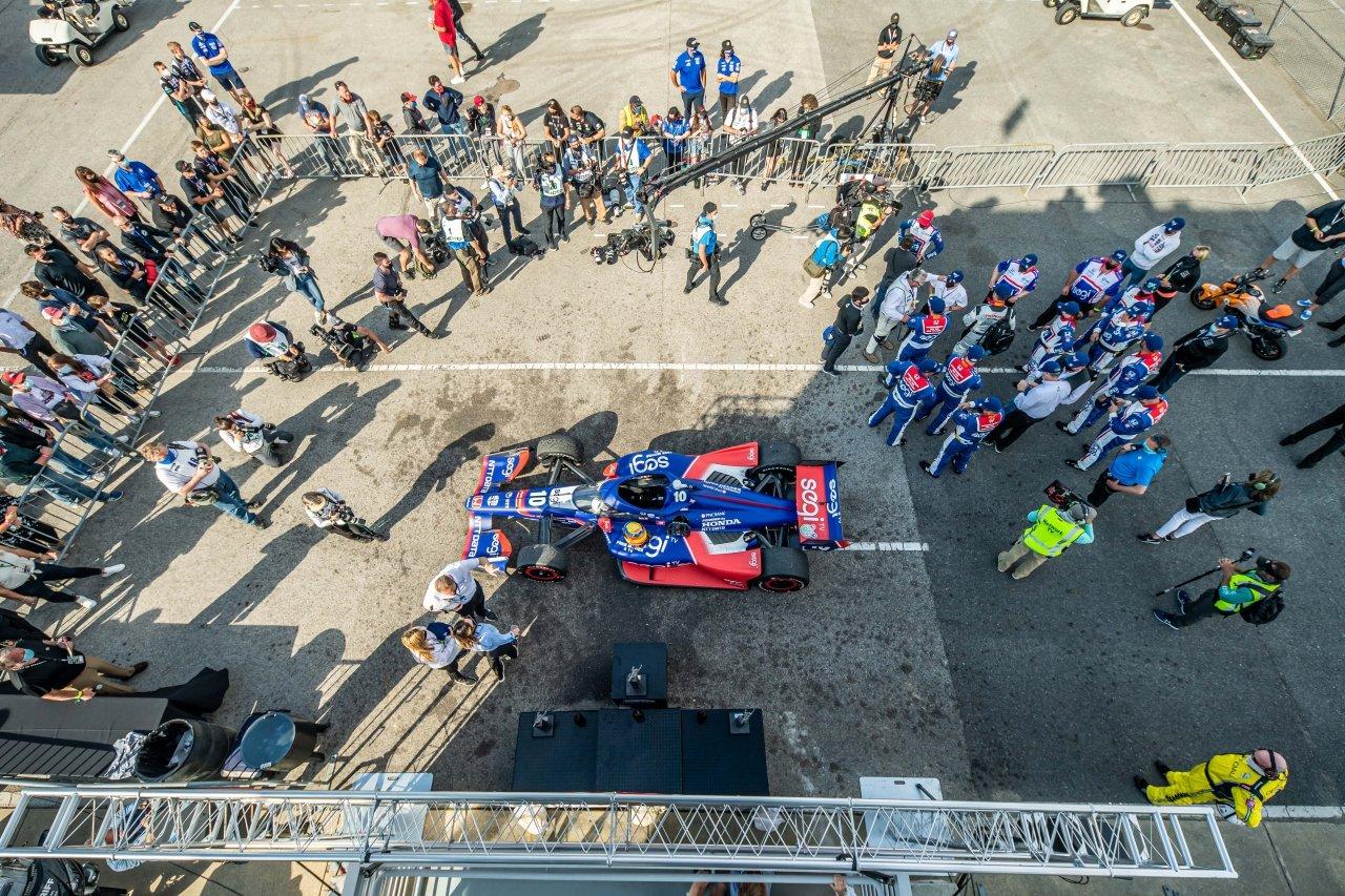 Alex Palou wins at Barber Motorsports Park - Indycar Series