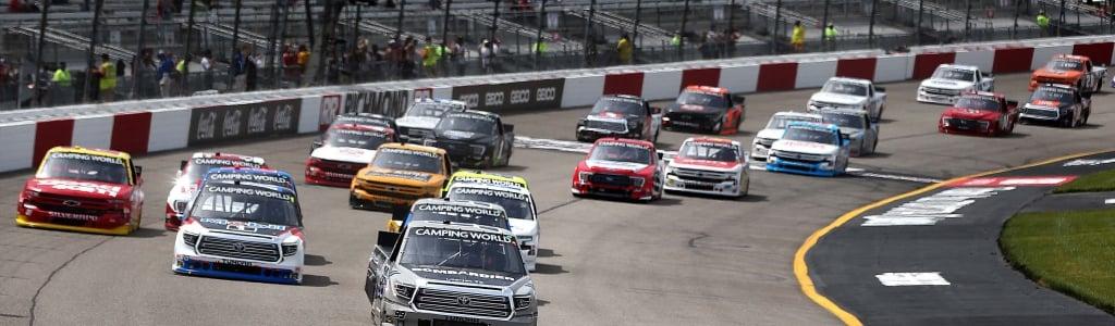 Richmond Race Results: April 17, 2021 (NASCAR Truck Series)