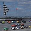 Brad Keselowski, Kyle Busch - NASCAR Cup Series - Talladega Superspeedway