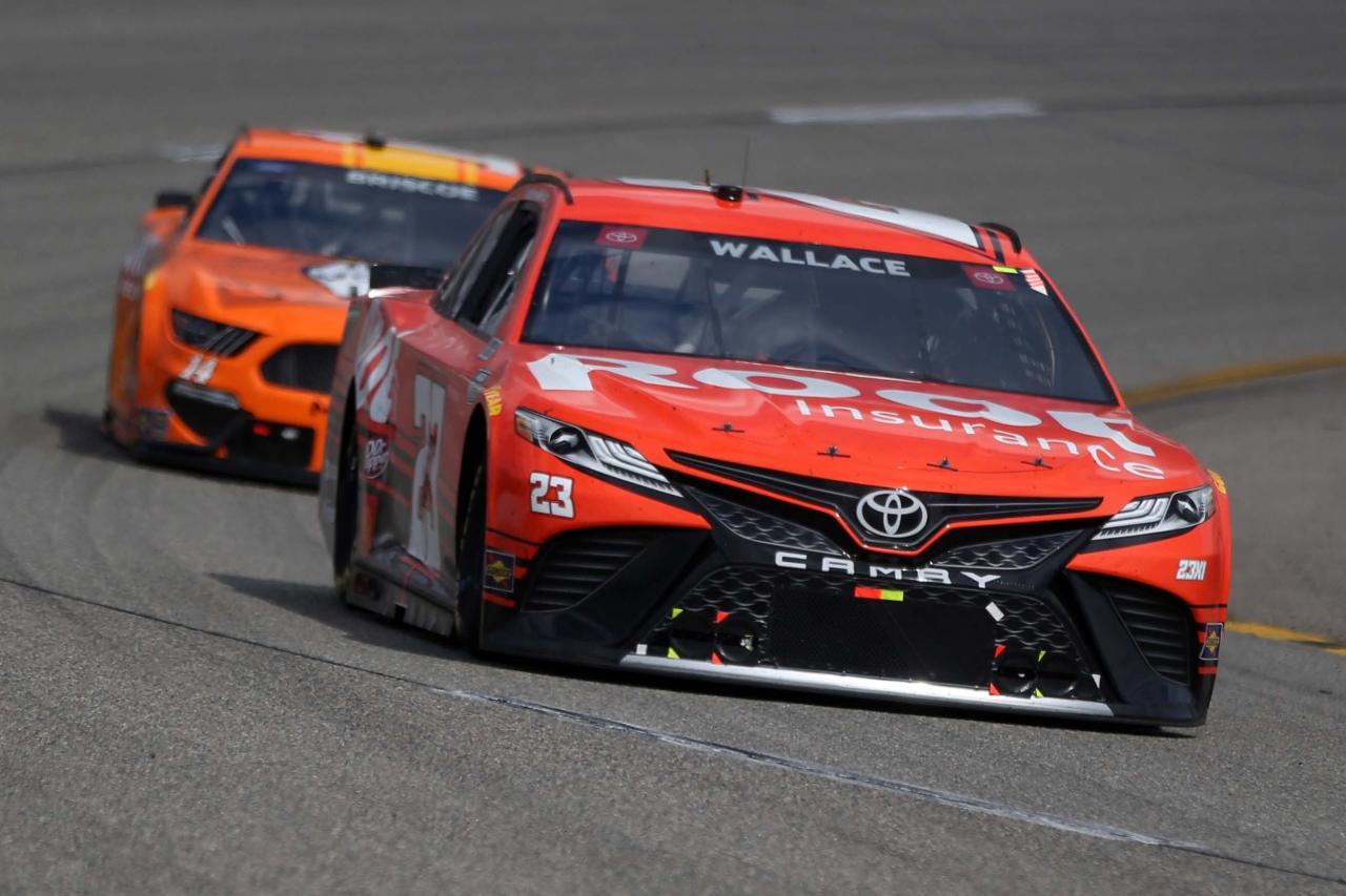 Bubba Wallace - NASCAR Cup Series - Richmond Raceway