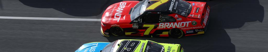 Talladega Starting Lineup: October 2021 (NASCAR Xfinity Series)