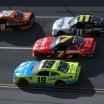 Daniel Hemric, Justin Haley, Justin Allgaier, Brandon Jones - Talladega Superspeedway - NASCAR Xfinity Series