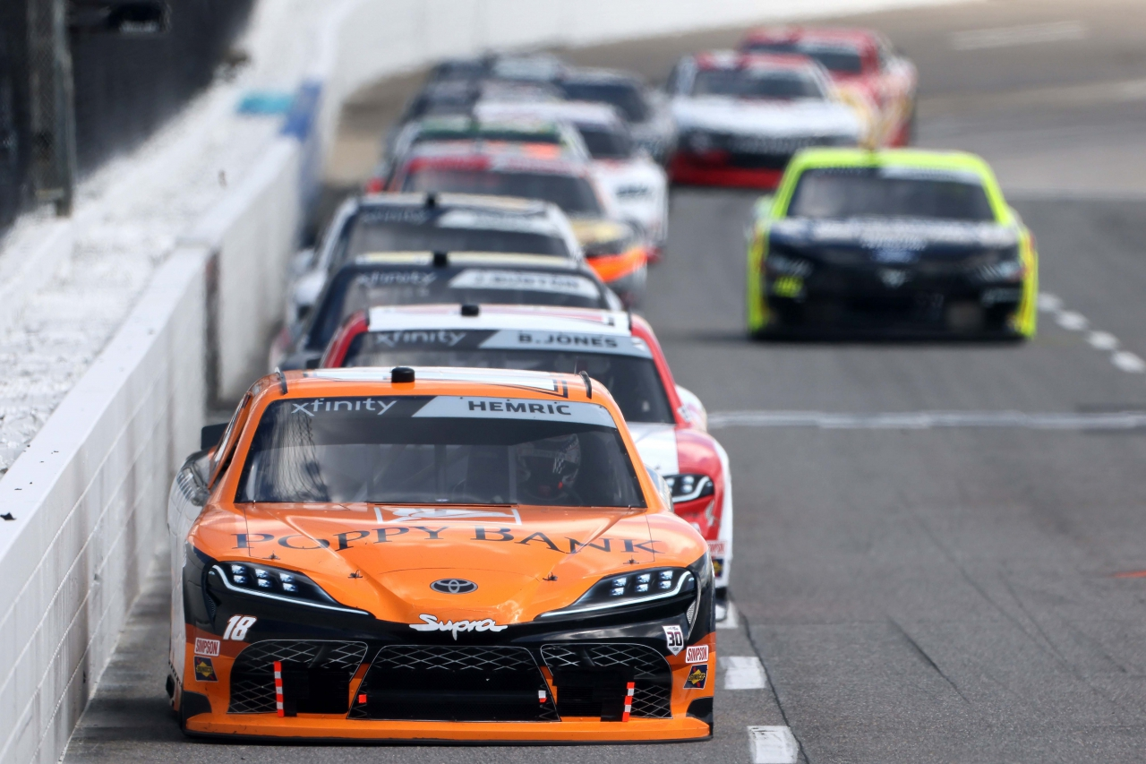 Daniel Hemric - Martinsville Speedway - NASCAR Xfinity Series