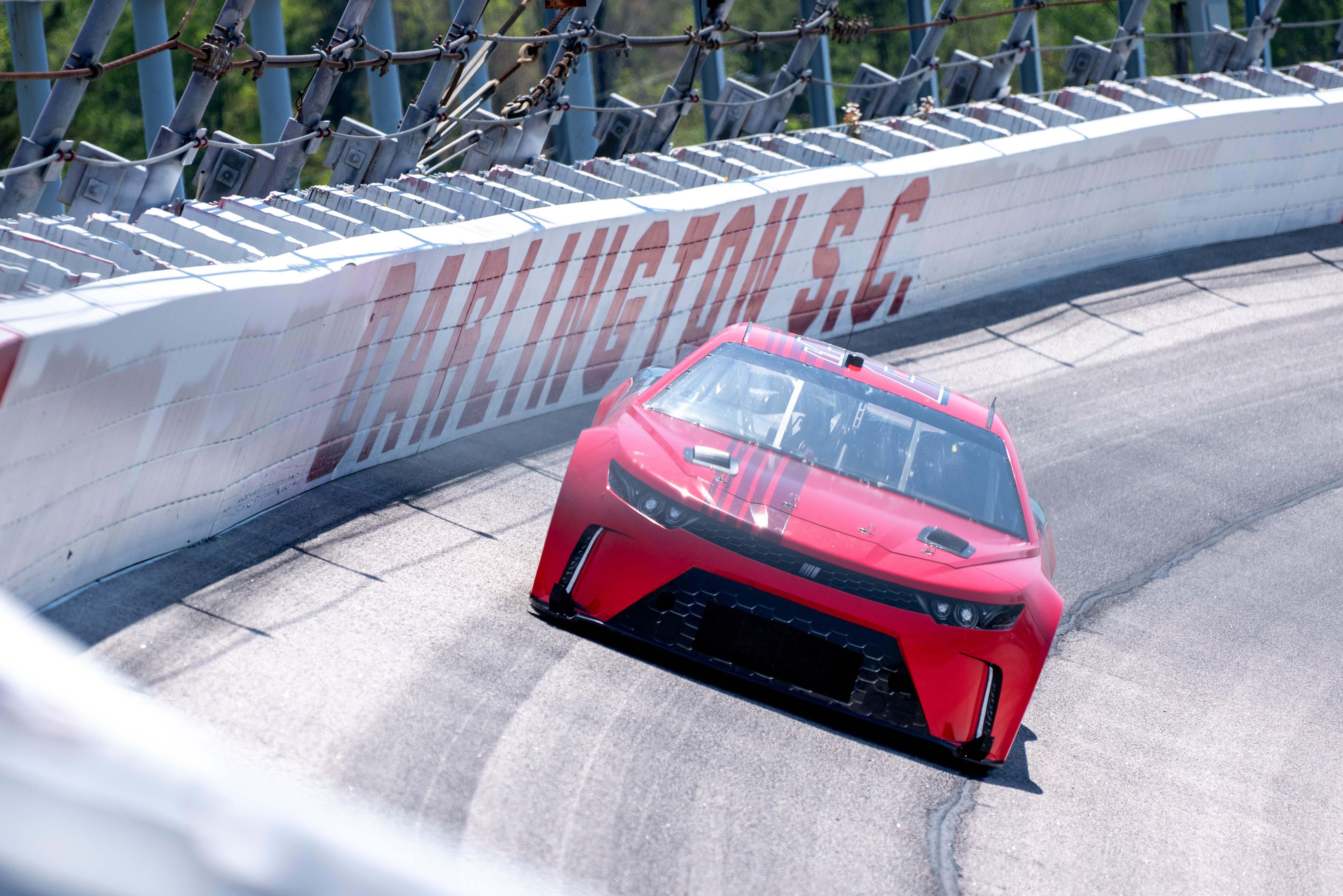 Darlington Raceway - NASCAR Next Gen Chassis