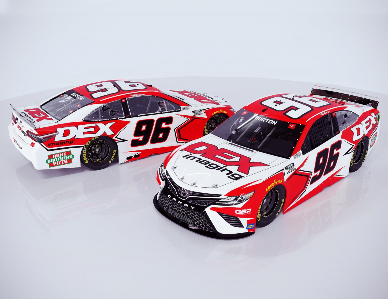 Harrison Burton - NASCAR Cup Series
