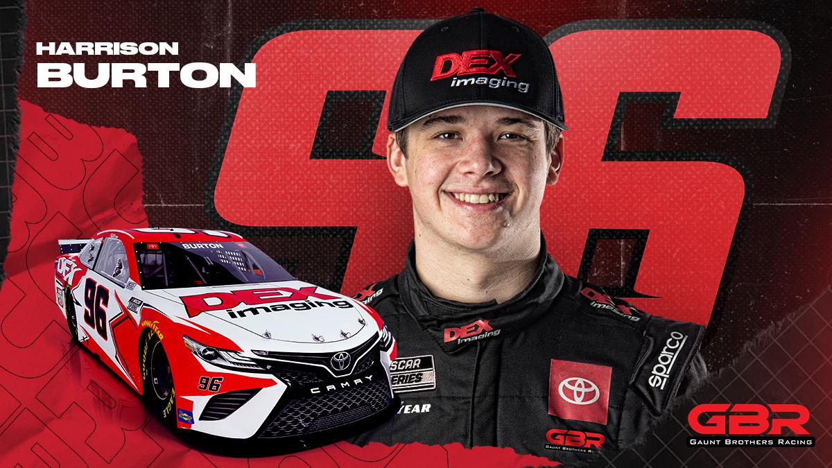 Harrison Burton - NASCAR Cup Series 96