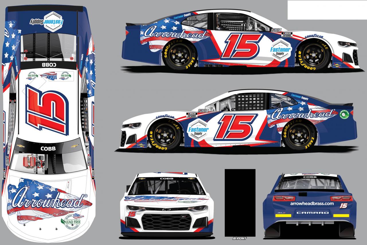 Jennifer Jo Cobb - No 15 - NASCAR Cup Series