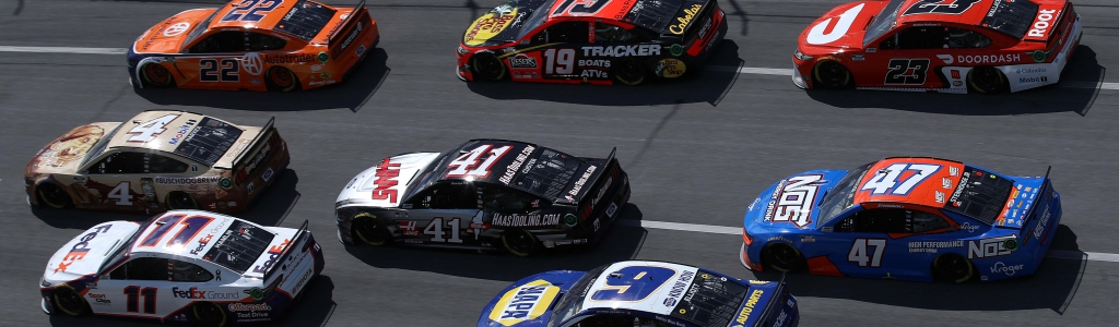 """Joey Logano asks """"When are we going to stop"""" after Talladega crash"""