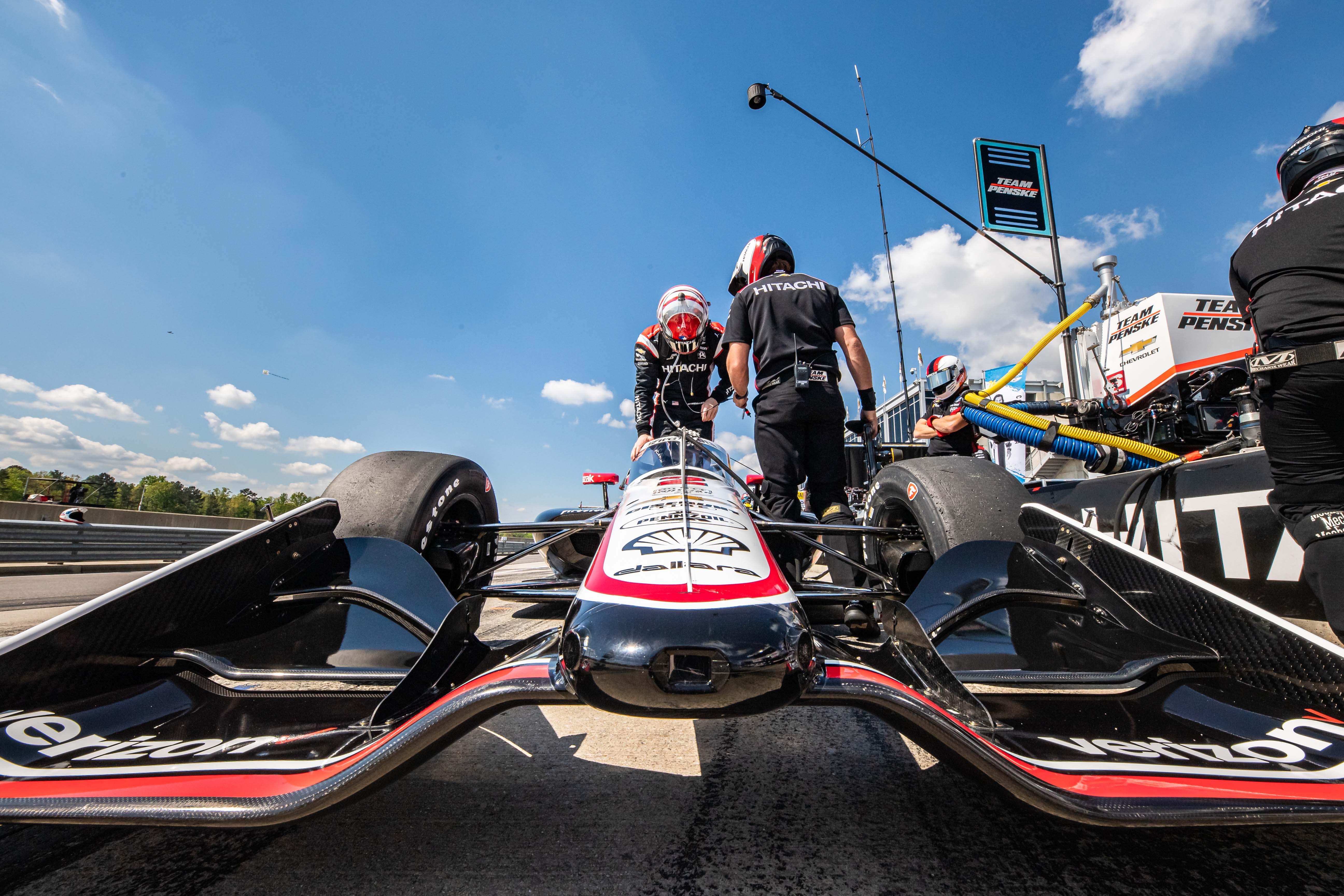 Josef Newgarden - Barber Motorsports Park - Indycar Series