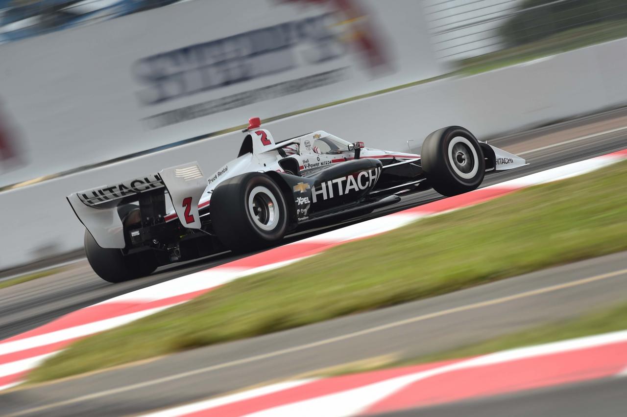Josef Newgarden - St Pete Grand Prix - Indycar Series