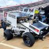 Kyle Larson - Bristol Motor Speedway dirt track - World of Outlaws
