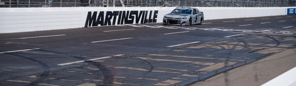 NASCAR rain tire test concluded for oval short tracks (Video)