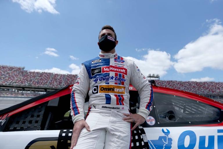 Matt DiBenedetto - NASCAR driver