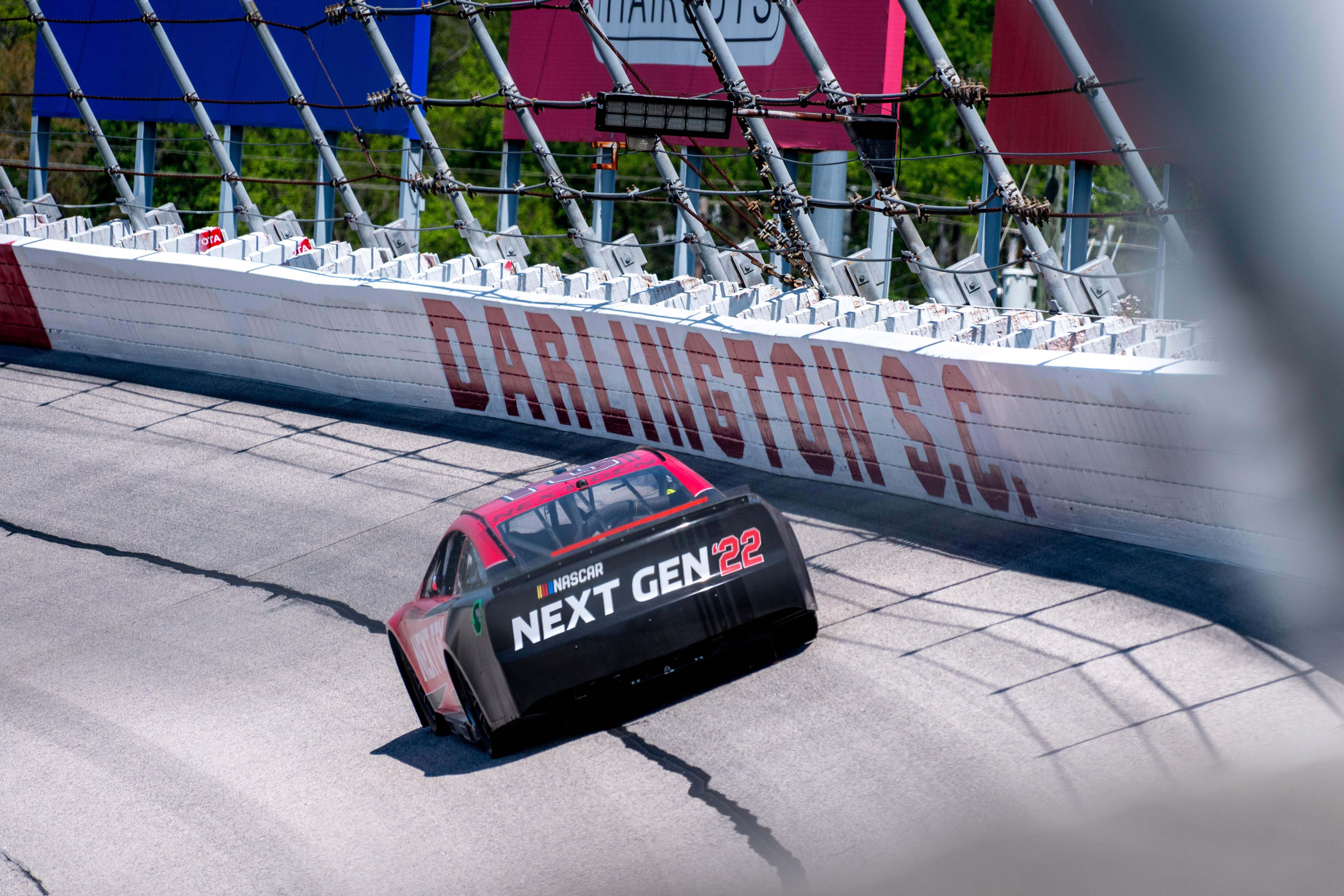 NASCAR Next Gen - Darlington Raceway